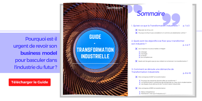 CTA - Guide Transformation Industriel